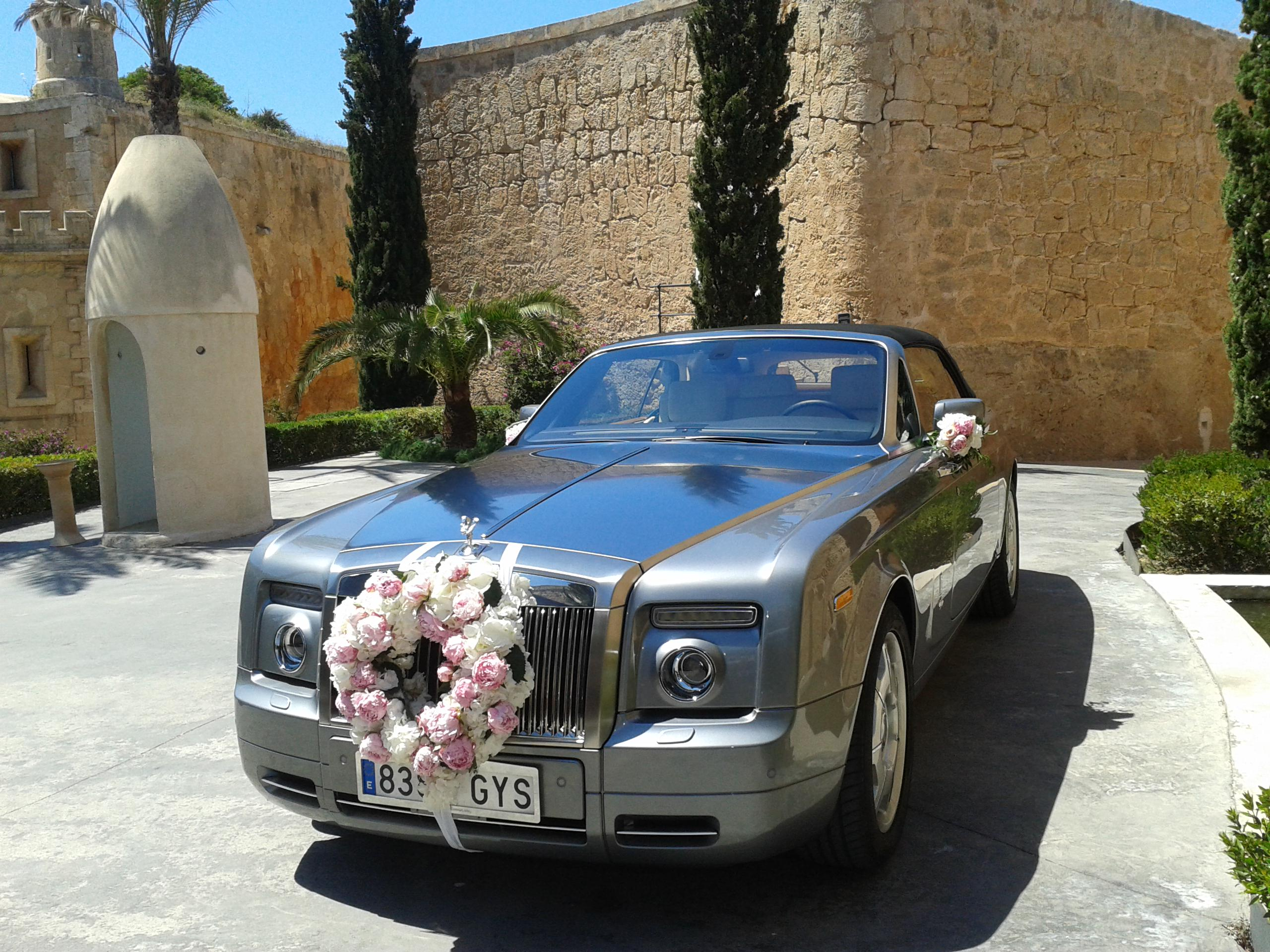 wedding luxury car mallorca