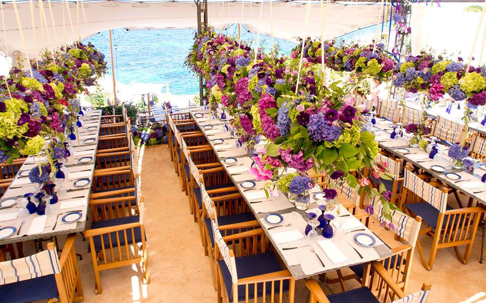 mallorca wedding brunch