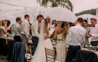 singing in the rain wedding