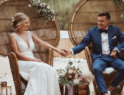 Im Sommer auf Mallorca heiraten: Strand, Leichtigkeit, Finca