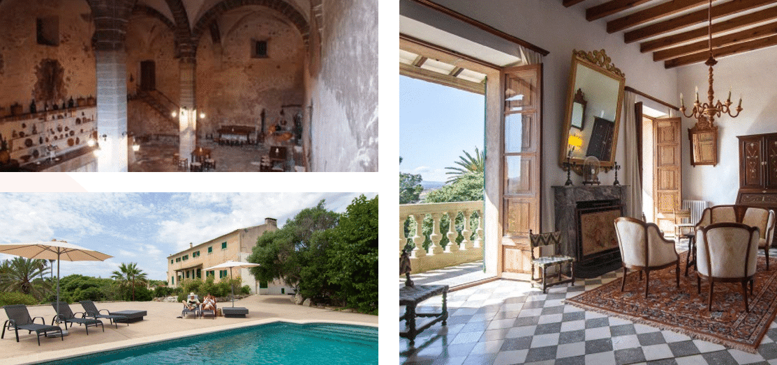 Wedding location in Mallorca